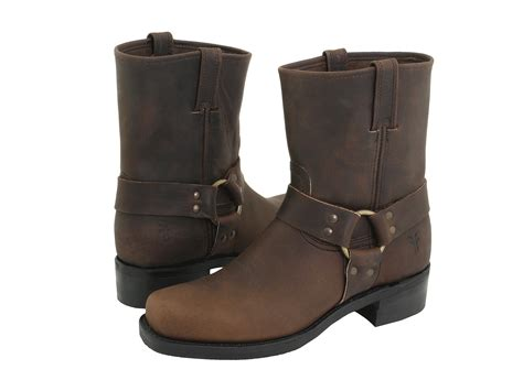 frye boots frye harness 8r zappos free shipping both ways