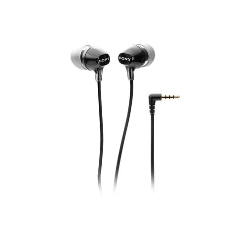 Headset Stereo Sony Mdr Xb450ap sony mdr ex15ap ex stereo headphones with mic black