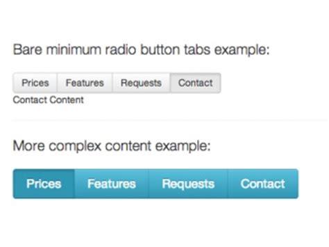 bootstrap tutorial radio button bootstrap radio code exles bootsnipp com