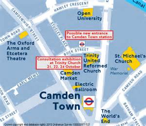 new plans to rebuild camden town station unveiled by tfl
