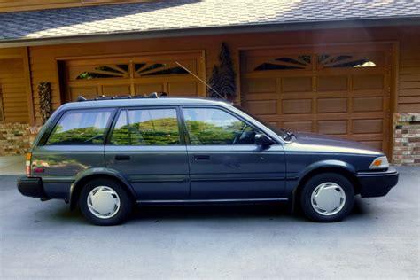1985 toyota corolla wagon 1991 toyota corolla pictures cargurus