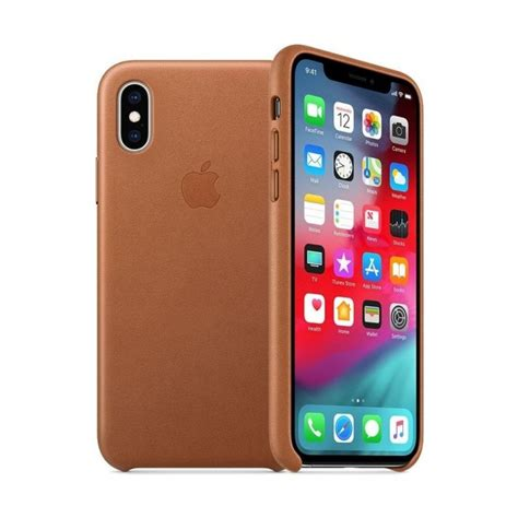 leather apple iphone xs max xcite kuwait