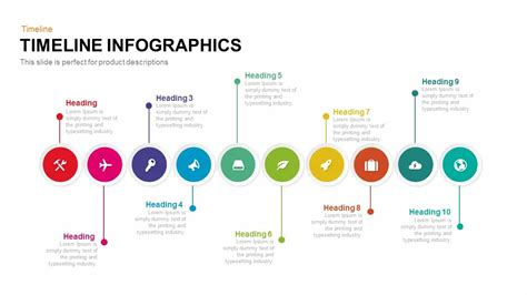 timeline in powerpoint template timeline infographics powerpoint and keynote template