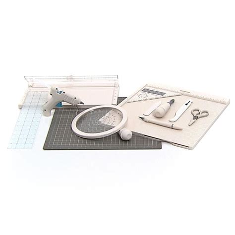 Essential Scrapbooking Tools by Martha Stewart Crafts Essential Scrapbooking Tool Kit