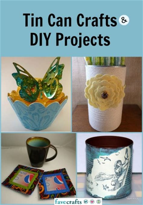 diy crafts with tin cans 14 tin can crafts and diy projects favecrafts