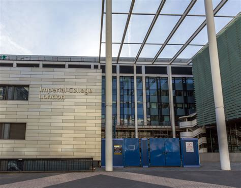 Mba Ranking Imperial College by 8 Imperial College World Rankings
