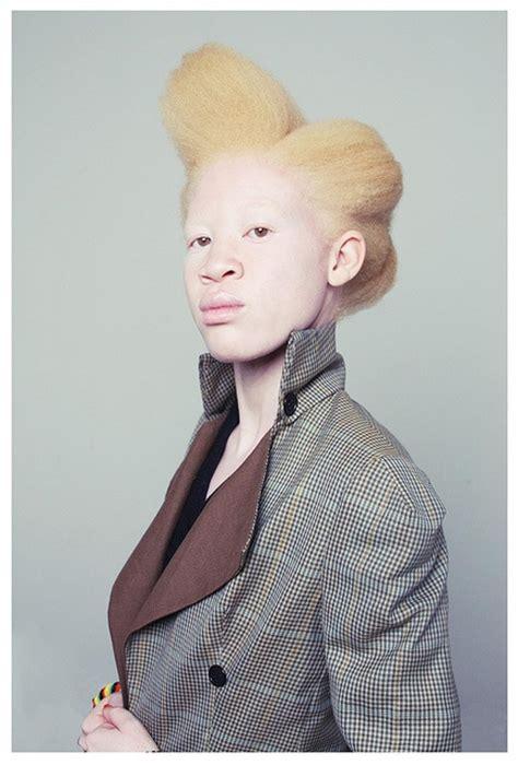 albino haircuts 183 best beautiful black albinos images on pinterest