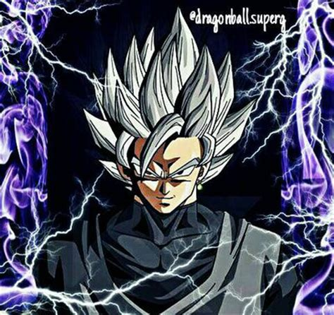 imagenes de goku white goku black dark goku super saiyan white by