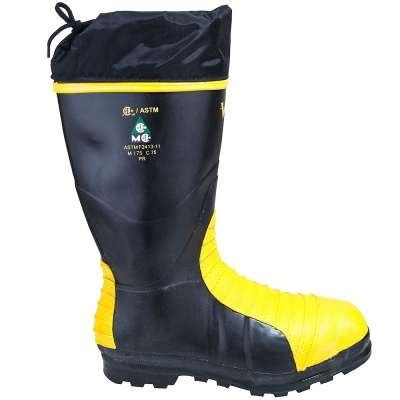safety shoes krisbow boot viking 42 8 kw1000135 viking vw42 steel toe met guard boot