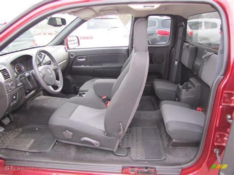 Chevrolet Colorado Interior by Interior 2010 Chevrolet Colorado Lt Extended Cab