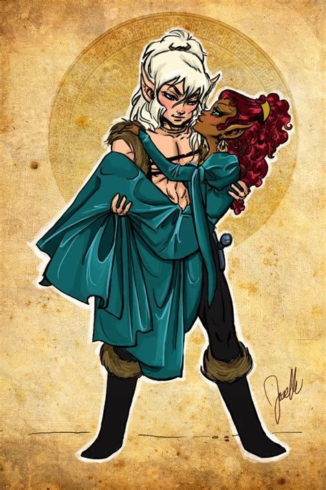 The Pretty Tales 119 best images about elfquest on wolf