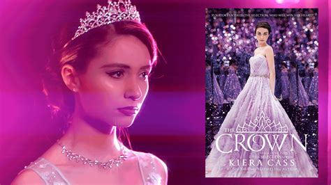 0007466714 the one the selection the crown by kiera cass official book trailer the