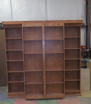 do it yourself murphy bed murphy library bed twin do it yourself kit real plywood