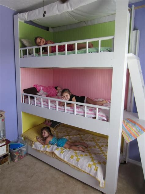 3 bed bunk beds 17 best ideas about 3 bunk beds on pinterest triple bunk beds triple bunk and bunk bed