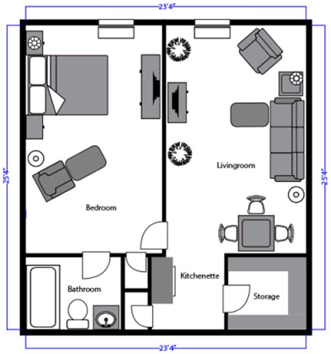 Nursing Home Layout Design Hopedale Senior Living Independent Living