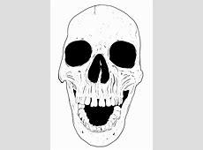 Hand Drawn Skulls Pack – 11 Free PSD | Media Militia Jeya