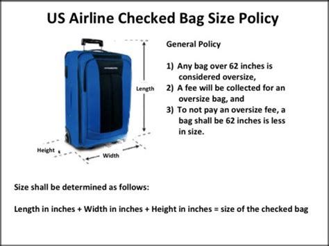 united airlines bag size united airline baggage size what are the u s airline