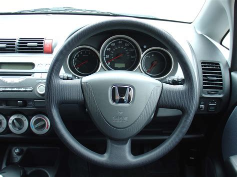 interior jazz 2005 honda jazz hatchback 2002 2008 features equipment and