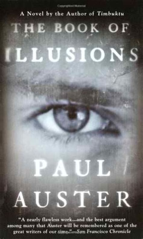 the book of illusions by paul auster reviews discussion