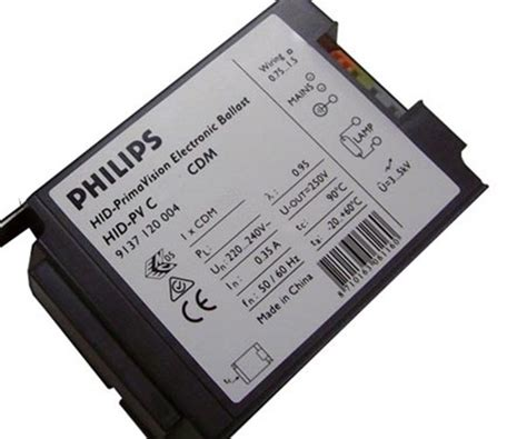 Ballast Hid Philips 35 Watt buy philips electronic ballast for 35w cdm l at best price in india