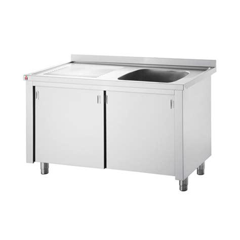 kitchen sink cupboard inomak stainless steel sink on cupboard lk5111r single