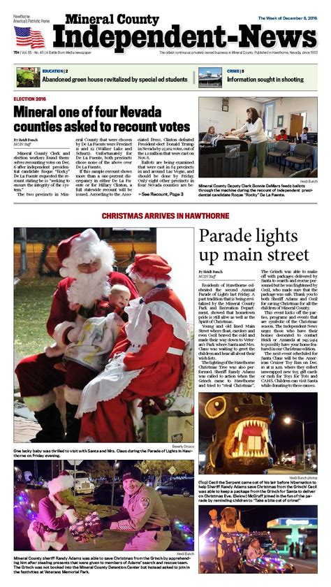 2016 obituaries monroe county independent december 08 2016 mineral county independent news