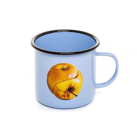 Mug Blirik 10 Cm Mug Enamel Mug Kaleng enamel mug apple seletti
