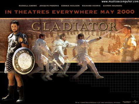 gladiator film background music desktop wallpapers movies gladiator pic 14 31 photos
