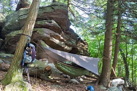 hennessy hammock set up epic hammock cing