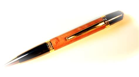 Handcrafted Wood Pens - handcrafted wooden pens