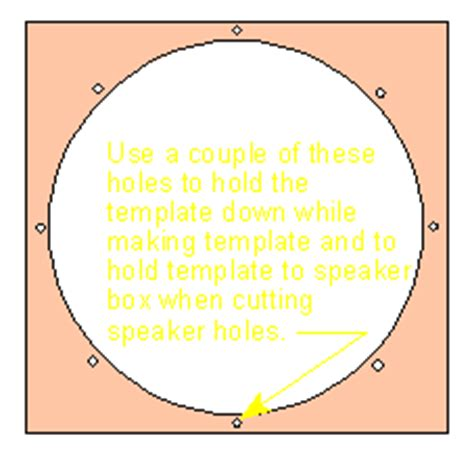 router circle template how to make a circle jig for a router realm of excursion