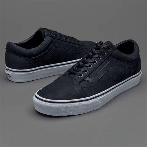 Harga Vans Black Original sepatu sneakers vans skool black