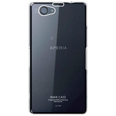 imak 1 ultra thin soft for sony xperia z1 mini m51w transparent jakartanotebook