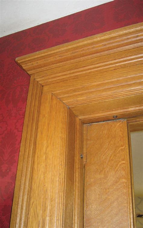 victorian style door casing jlc