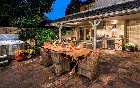 patio renovation outdoor patio remodel traditional patio denver by