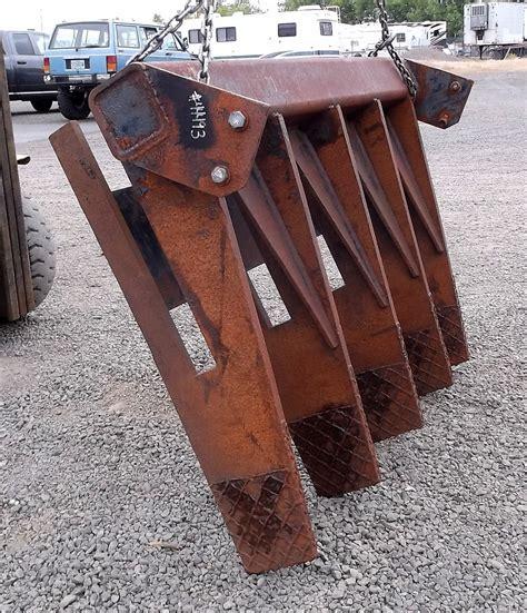 Landscape Rake For Excavator Excavator Landscape Rake For Sale 28 Images Root Rake