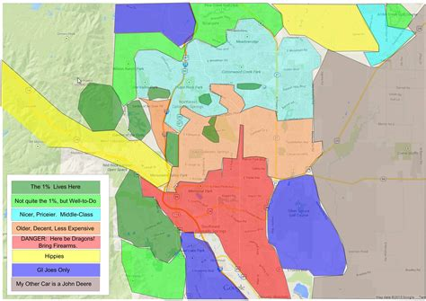 colorado springs subdivisions map places to avoid living in colorado springs coloradosprings