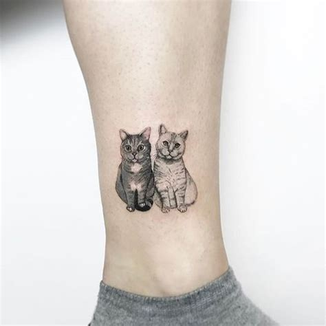 17 best images about cat tattoo on pinterest cats cat 20 adorable cat tattoo ideas that are so cute trend to