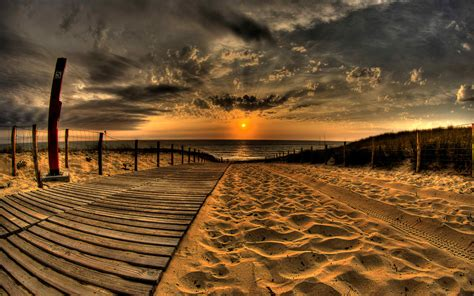 hd background background clouds hd sand sunset nature