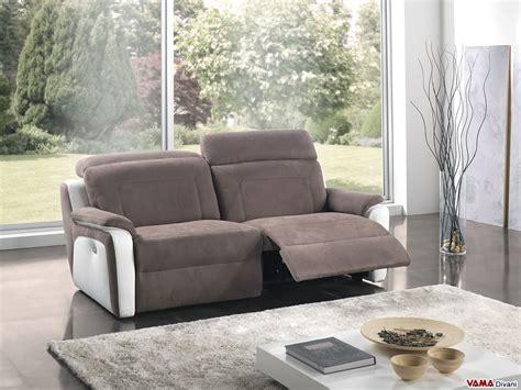 divano con meccanismo relax divano relax con poggiatesta e poggiapiedi indipendenti