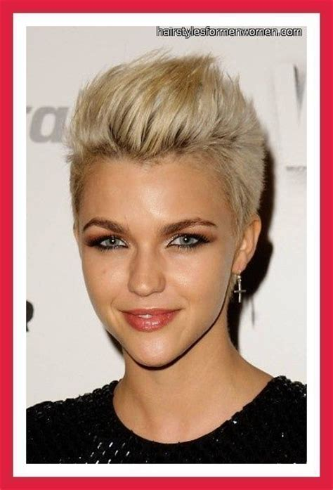 edgy short haircuts for thick hair edgy hairstyles for thick hair short medium hair pinterest