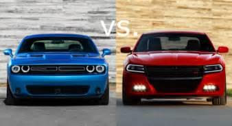 battle of the cars 2016 dodge challenger vs 2016