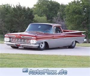 59 chevy el camino bild auto pixx
