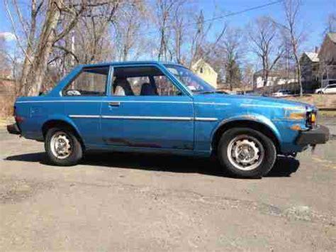 1980 Toyota Corolla 1 8 Purchase Used 1980 Toyota Corolla 1 8 Stock No