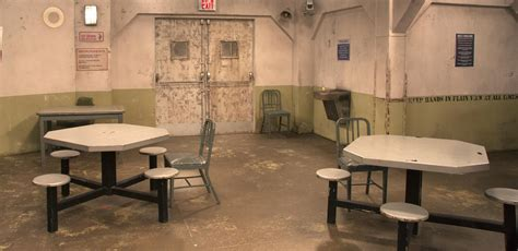 Prison Visiting Room by Prison Visiting Room Set Design Shop