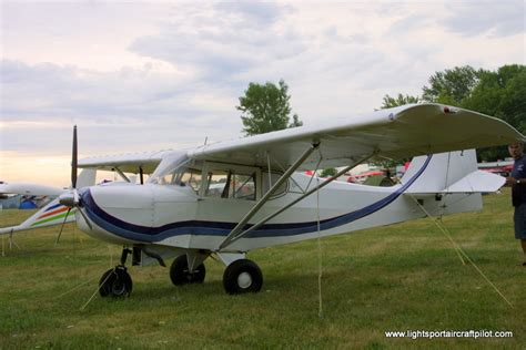 carlson sparrow ii experimental aircraft pictures carlson