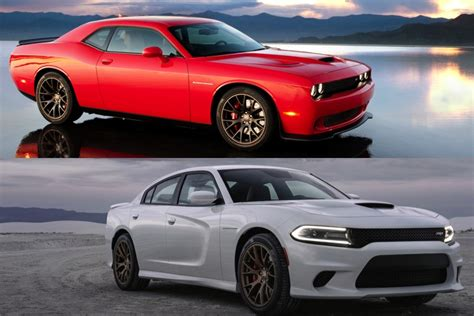 2016 dodge challenger and chargers can dodge keep up