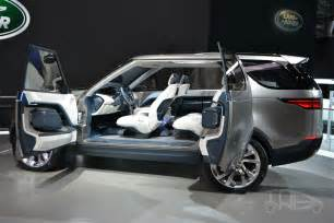 the new land rover discovery vision concept has a