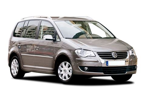 VW Touran 1.9 TDI technical details, history, photos on Better Parts LTD