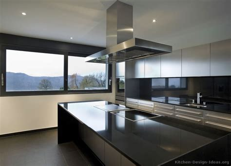 contemporary kitchen ideas with stainless steel kitchen stainless steel kitchen cabinets with black granite